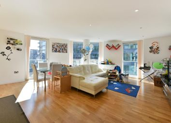 Thumbnail 2 bed flat for sale in Ability Place, Canary Wharf