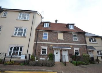 Thumbnail 4 bed terraced house for sale in Blyth Court, Saffron Walden, Essex