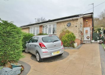 Thumbnail 2 bed semi-detached bungalow for sale in Jenkin Avenue, Sheffield, South Yorkshire