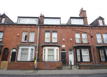 Thumbnail 5 bed terraced house to rent in Archery Street, University, Leeds