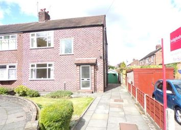 Thumbnail 3 bed semi-detached house for sale in Kingsway, East Didsbury, Manchester