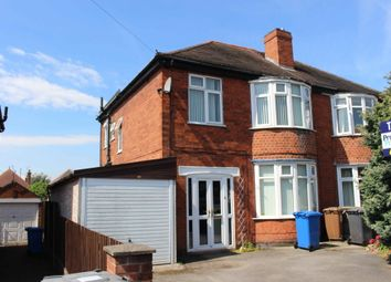Thumbnail 3 bed semi-detached house to rent in Melton Avenue, Littleover, Derby, Derbyshire