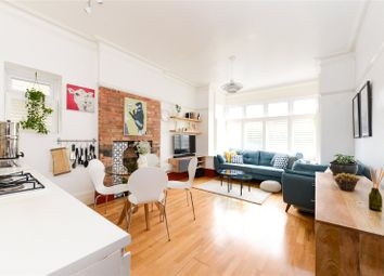 Thumbnail 1 bed flat for sale in Kingsmead Road, Brixton
