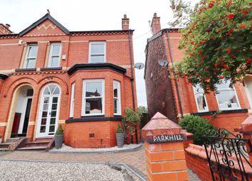 Thumbnail 3 bed semi-detached house for sale in Parkhill, Hazelhurst Road, Worsley