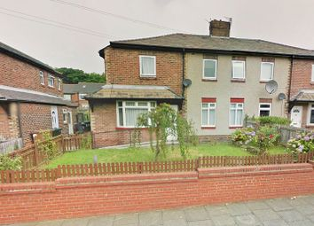 Thumbnail 3 bed flat for sale in West Avenue, North Shields