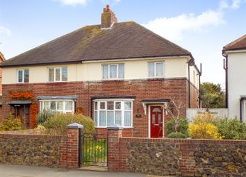 Thumbnail 3 bed semi-detached house to rent in Dumpton Park Drive, Ramsgate