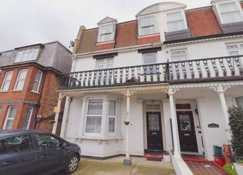 Thumbnail 1 bed flat to rent in Agate Road, Clacton-On-Sea