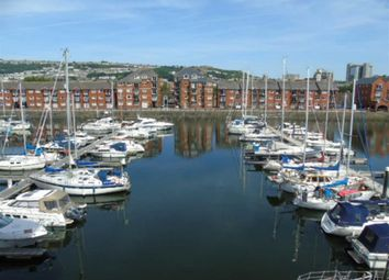 Thumbnail 2 bed flat for sale in Meridian Wharf, Trawler Road, Marina