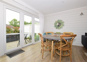 Thumbnail 2 bed mobile/park home for sale in Fort Warden Road, Totland Bay, Isle Of Wight