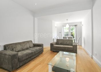 Thumbnail 3 bed flat to rent in Fordwych Road, West Hampstead, London