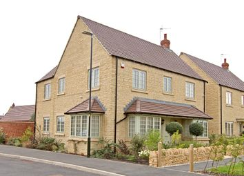 Thumbnail 4 bed detached house for sale in Cornflower Road, Moreton-In-Marsh