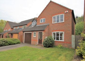 Thumbnail 4 bed detached house for sale in Gullimans Way, Leamington Spa