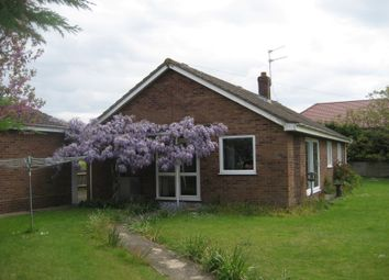 Thumbnail 3 bed bungalow for sale in The Bungalow, School Road, Ludham, Norfolk