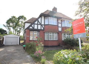 Thumbnail 3 bedroom semi-detached house to rent in Nightingale Road, Petts Wood, Orpington, Kent