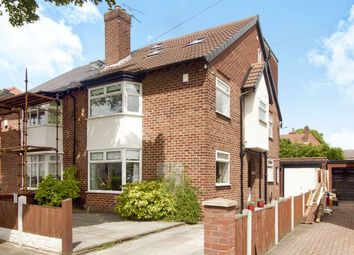 Thumbnail 5 bedroom semi-detached house for sale in Marlborough Road, Crosby, Liverpool