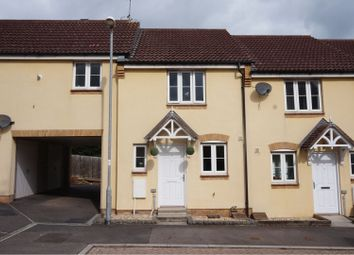 Thumbnail 2 bed end terrace house for sale in Mill Avenue, Crediton