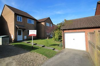 Thumbnail 3 bed detached house for sale in The Teasels, Warminster, Warminster