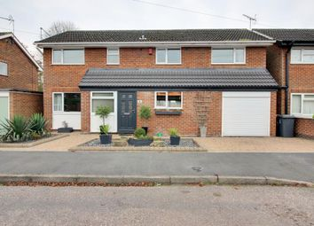 Thumbnail 4 bed detached house for sale in Cavendish Court, Shardlow, Derby