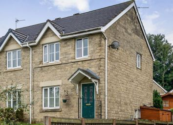 Thumbnail 3 bed semi-detached house for sale in Wood Clough Platts, Brierfield, Nelson