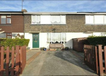 Thumbnail 3 bedroom terraced house to rent in Walton Close, Woodley, Reading