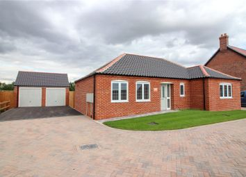 Thumbnail 3 bed bungalow for sale in David Todd Way, Bardney, Lincoln, Lincolnshire