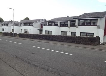 Thumbnail 1 bed flat to rent in Marine Court, Main Street, Inverkip