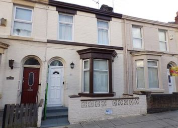 Thumbnail 3 bed terraced house for sale in Helena Street, Walton, Liverpool, Merseyside