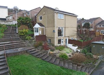Thumbnail 4 bed detached house for sale in Avent Walk, Plympton, Plymouth, Devon, 4Db