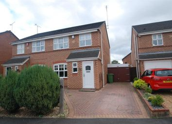 Thumbnail 3 bed property to rent in Hainer Close, Stafford