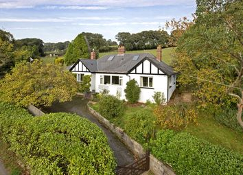 Thumbnail 4 bed detached bungalow for sale in Clapham, Exeter, Devon