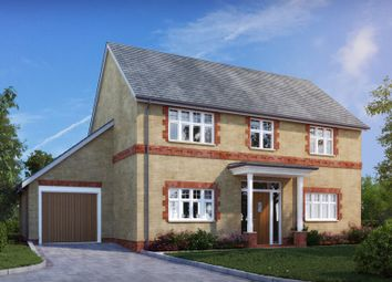 Thumbnail 4 bed detached house for sale in Elm Road, Ewell, Epsom