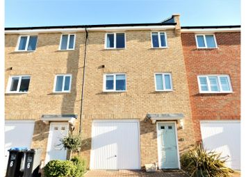 Thumbnail 4 bed town house for sale in Providence Way, Shoreham-By-Sea