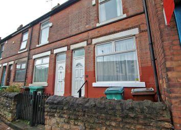Thumbnail 2 bedroom terraced house for sale in Carlton Road, Nottingham