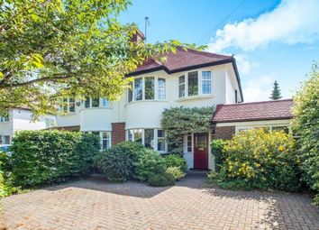 Thumbnail 3 bed semi-detached house for sale in Thames Ditton, Surrey, .