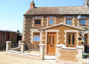 Thumbnail 2 bedroom semi-detached house for sale in Grimston, King's Lynn, Norfolk