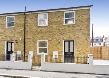 Thumbnail 2 bed semi-detached house for sale in Holly Road, Twickenham