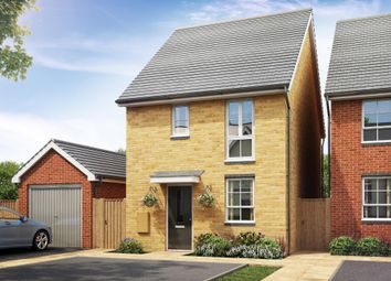 "Thumbnail 3 bed detached house for sale in ""Barwick"" at Square Leaze, Patchway, Bristol"