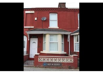 Thumbnail 2 bed terraced house to rent in David St, Liverpool