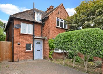 Thumbnail 3 bed semi-detached house for sale in Ellerton Road, Surbiton