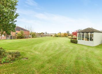 Thumbnail 6 bed detached house for sale in Warren Lodge, Beech Grove, North Duffield, Selby