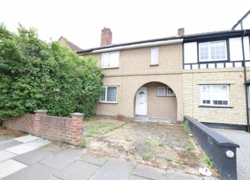 Thumbnail 3 bed terraced house for sale in Hall Road, Chadwell Heath, Romford