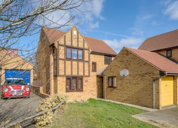 Thumbnail 3 bed detached house for sale in Greystonley, Emerson Valley, Milton Keynes