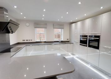 Thumbnail 5 bed detached house for sale in The Haddon, Lime Tree Park, Saltergate, Chesterfield