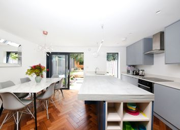Thumbnail 4 bed terraced house for sale in Buckthorne Road, Brockley, London