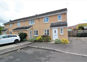 Thumbnail 3 bedroom end terrace house for sale in Willowbrook Gardens, St Mellons