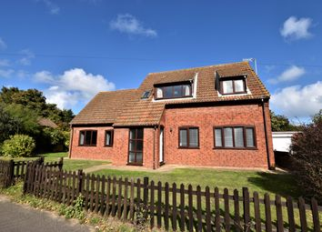 Thumbnail 4 bed detached house for sale in Sandy Lane, Cromer