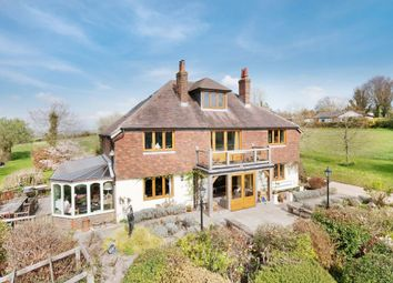 Thumbnail 5 bedroom detached house for sale in New Road, Meonstoke