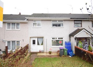 3 bed terraced house for sale in Churchwood Road, Pontnewydd, Cwmbran NP44