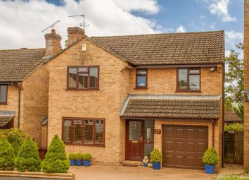 Thumbnail 4 bed detached house for sale in Beech Park, Crediton