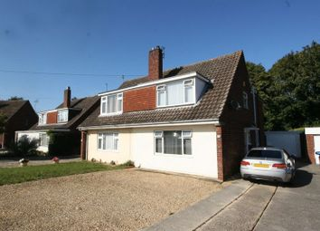 Thumbnail 3 bed semi-detached house for sale in Gilpin Avenue, Hucclecote, Gloucester